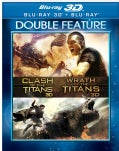Wrath of The Titans/Clash of The Titans 3D (Blu-ray Disc)