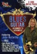 John McCarthy: Blues Guitar Mega Pack (DVD)