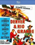 Denver & Rio Grande (Blu-ray Disc)