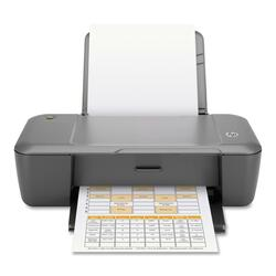 HP Deskjet 1000 J110A Inkjet Printer - Color - Plain Paper Print - De