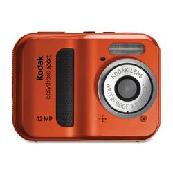 Kodak EasyShare C123 12MP Red Digital Camera