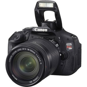Canon EOS Rebel T3i 18MP Digital SLR Camera with 18-135mm Lens