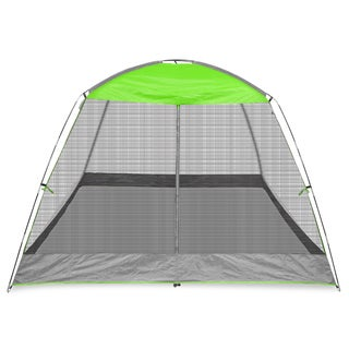 Lime Green Screen House Shelter (10' x 10')