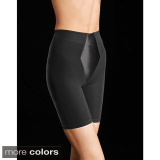 Flexees Easy-Up Thigh Slimmer, 3X, 4X