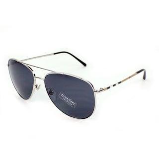 Burberry BE3072 Women's Metal Polarized Sunglasses