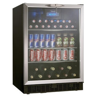 Danby DBC514BLS 5.3 cu ft Free Standing or Built-in Beverage Center