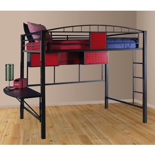 Powell Garage Loft Bed