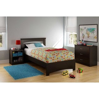 South Shore Libra Twin Bed Set