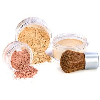Essential Mineral Makeup Minimalist Beauty 4-piece Kit