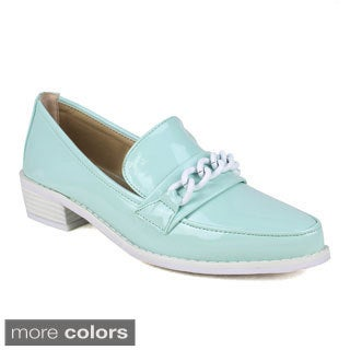 TOI ET MOI Women's Linguini-01 Dressy loafers
