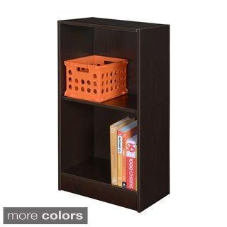 Niche No Tools Assembly 2-shelf Bookcase
