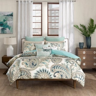 Ink+Ivy Mira 3-piece Cotton Comforter Mini Set