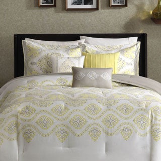 Madison Park Jalisco 7-Piece Cotton Comforter Set