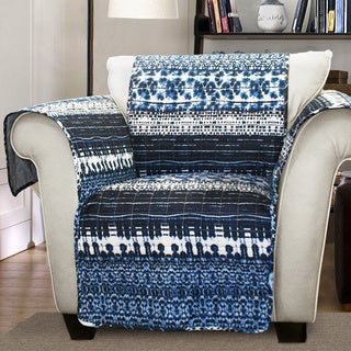Lush Decor Lambert Armchair Furniture Protector Slipcover