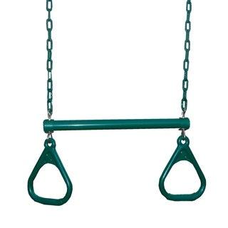 Swing-N-Slide Heavy-Duty Ring Trapeze Combo