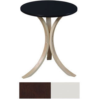 Regency Seating Niche Mia Bentwood Side Table