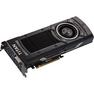 EVGA GeForce GTX TITAN X Graphic Card - 1 GHz Core - 12 GB GDDR5 SDRA