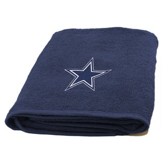 NFL Cowboys Applique Bath Towel