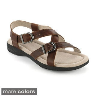 Eastland Women's Lagoon II Leather Sandal