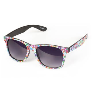 Journee Collection Women's Floral Fashion Sunglasses