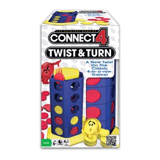 Connect 4 Twist and Turn