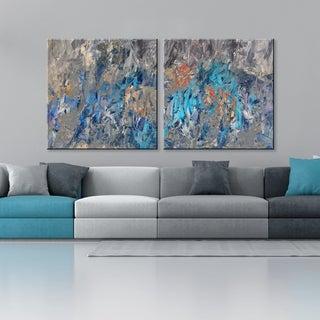 Ready2HangArt 'Inkd XLVII' 5-piece Canvas Art Set