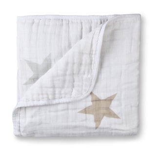 Aden and Anais Super Star Scout Classic Dream Blanket