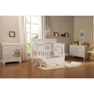 DaVinci Glenn 4-in-1 Convertible Crib with Toddler Bed Conversion Kit