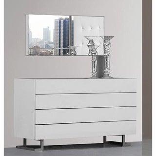 Modrest Lyrica White Bedroom Dresser