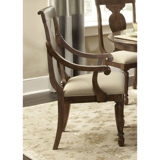 Rustic Tradition Cherry Arm Chair