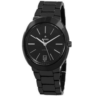 Rado Men's R15610172 'D-Star' Black Dial Black Ceramic Swiss Automatic Watch