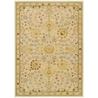 Antigua Cream Area Rug (9' x 12')