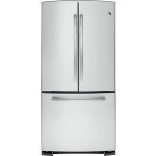 GE 22.7 Cubic Foot GNS23GSHSS. French Door Refrigerator