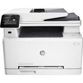 HP LaserJet M277DW Laser Multifunction Printer - Color - Plain Paper