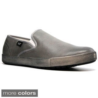 X-Ray Men's 'Perry' Twin Gore Slip-on Sneakers