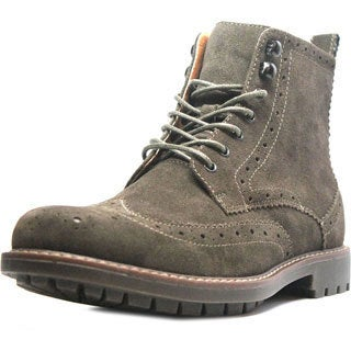X Ray Men S Astor Camel Suede Wingtip Boots