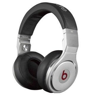Beats by Dre Beats Pro Black/ Silver High-performance Over-ear Headphones
