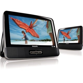 Philips PD9012/17 9-inch Dual-screen Portable DVD Player
