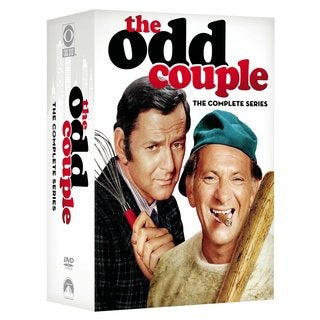 Odd Couple: The Complete Series Pack (DVD)