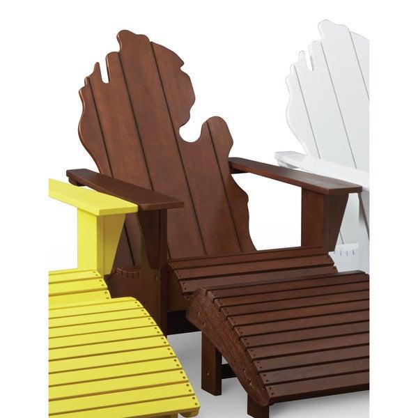 Art Van Michigan Adirondack Chair
