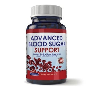 Advanced Blood Sugar Support Formula (60 Capsules)