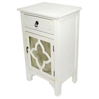Heather Ann 1-drawer Accent Cabinet