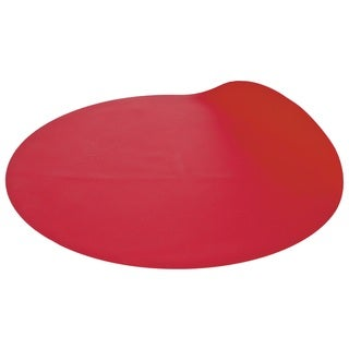 Progressive International Red Silicone 12 Inch Diameter Microwave Mat
