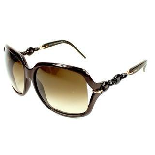 Gucci Women's 3584/S Plastic Rectangular Sunglasses