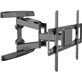 Loctek Full-Motion Articulating Arm 32 to 70-inch TV Wall Mount