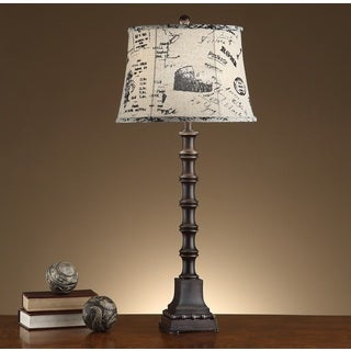 Rome 36-inch Table Lamps (Set of 2)