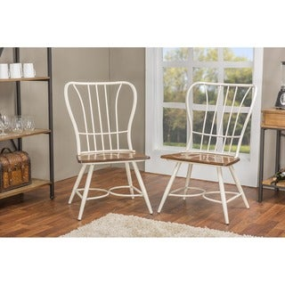 Rustic Dining Chairs Overstock Shopping The Best