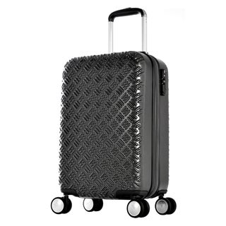 Olympia T-Line 29-inch Polycarbonate Hardside 4-wheel Spinner Upright Suitcase
