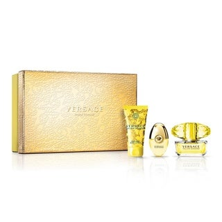 Versace Yellow Diamond Women's 3-piece Gift Set
