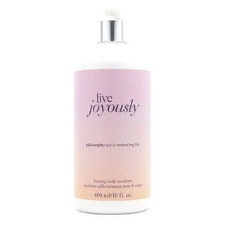 Philosophy Live Joyously Firming 16-ounce Body Emulsion